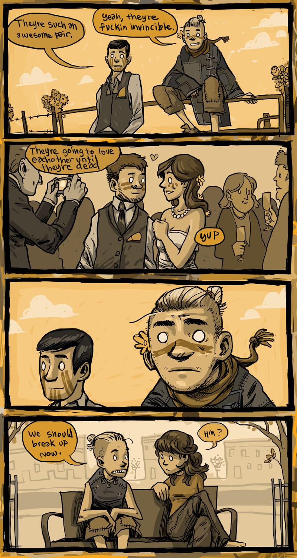 invincible wedding