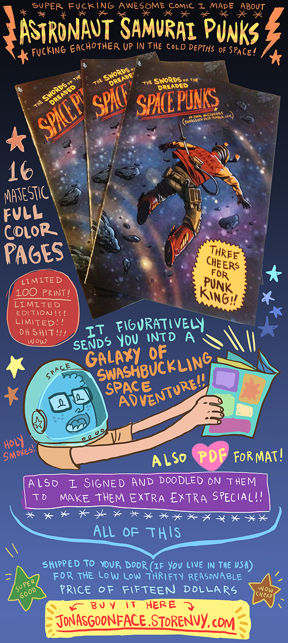 comics about outer space